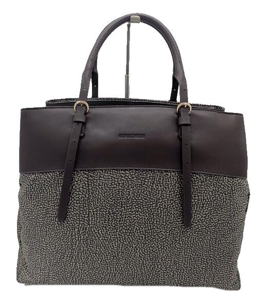 Borbonese Shopping bag medium dark  brown