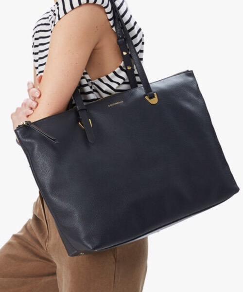 borsa LEA nera Coccinelle