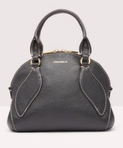 borsa Colette medium  nera  Coccinelle